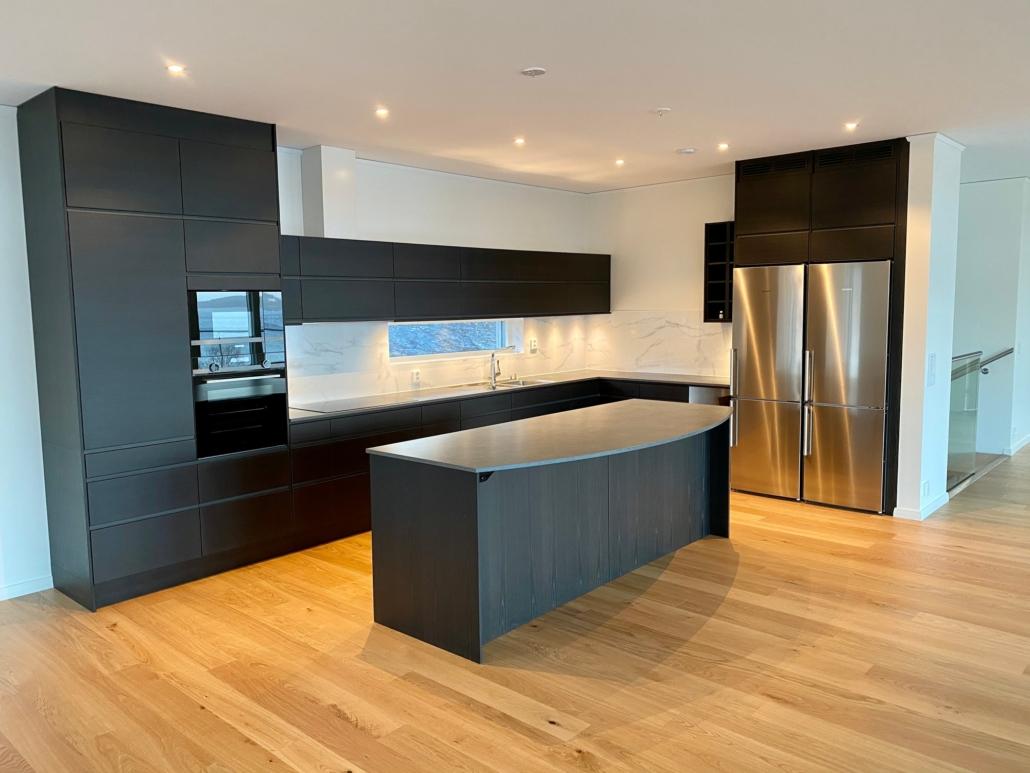 Snyggt och modernt kök